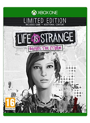 Life is Strange: Before the Storm Limited Edition, Xbox One
