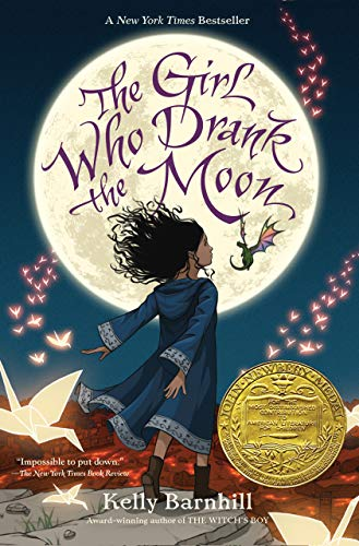 The Girl Who Drank the Moon (Winner of the 2017 Newbery...