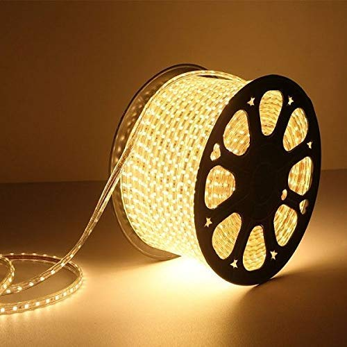 Gesto 5 Meter LED Rope Light Pipe Light (Warm White) Decorative Light, LowPrice Festiveal, Ceiling...