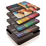 Artworx Premium Lot de 72 crayons de couleur de qualité supérieure dans...