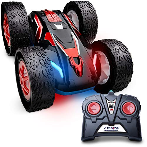 Force1 Cyclone Double Sided Flipping RC Cars
