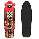Kryptonics In-Lay Cruiser 28' Skateboard, Solid