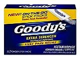 Goody's Extra Strength Headache Powder, 50 Powder Sticks