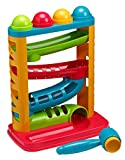 Playkidz Super Durable Pound A Ball Great Fun for Toddlers - STEM Developmental Educational Toys - Great Birthday Gift