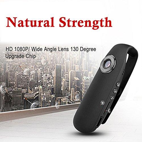 SPYCENT 1080P HD Mini Digital Voice Recorder USB Spy Camera...