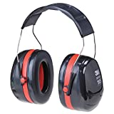 3M H10A Peltor Optime 105 Over the Head Earmuff, Ear Protectors, Hearing Protection, NRR 30 dB