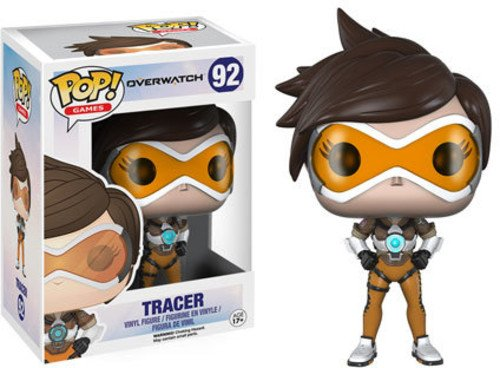 Funko Pop Games - Tracer - Overwatch 92