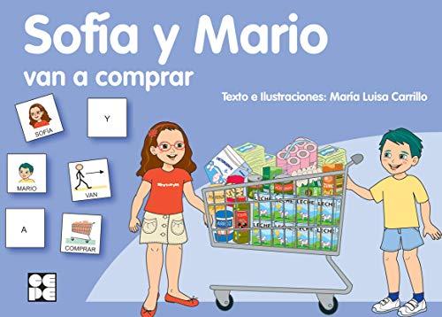 Pictogramas: Sofía y Mario van a comprar: 21 (Pictogramas: