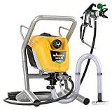 Wagner Airless ControlPro 250 M Paint Sprayer for Wall and Ceiling/Wood and Metal paint - interior and exterior usage, covers 15 m² in 3 min, 200 bar, adjustable spray pressure, 9 m hose