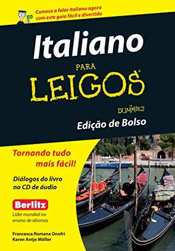 Italiano Para Leigos Edição De Bolso