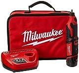 Milwaukee Electric Tool 2460-21 Thunderbolt Jobber Length Drill, 9/32 x 4-1/4', Cobalt