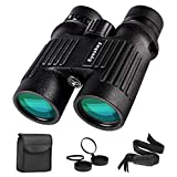 Eyeskey Professional Binoculars Waterproof Fogproof for Adults Bird Watching Hunting Backpacking - Clear Bright Image - Wide Field of View - Eay to Focus - Perfect for The Outdoors (10X42)