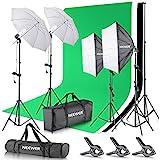 Neewer Kit pour Studio Photo et Production vidéo (avec Support de 2,6 m x...