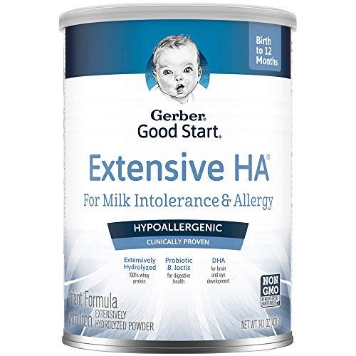 Gerber Extensive HA Hypoallergenic Powder Infant Formula...