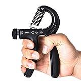 HWeggo Hand Grip Strengthener, Hand Gripper Pince de Musculation exercer Sa...