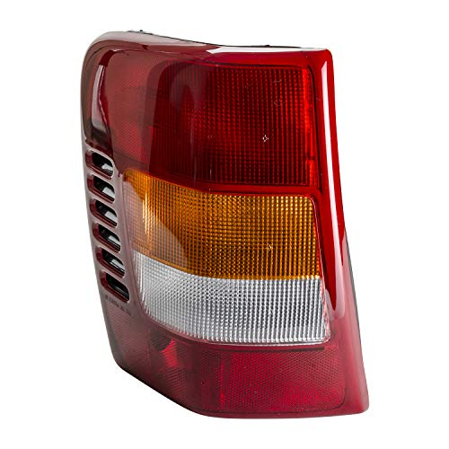 TYC 11-5276-00-1 Compatible with JEEP Grand Cherokee Left Replacement Tail Lamp