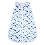 aden + anais Gigoteuse 100% Mousseline de Coton Gone Fishing Waves Taille 18-36 Mois 1.0 Tog ASEC10006
