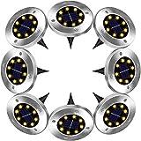 Solar Ground Lights...image