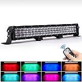 WEISIJI LED Light Bar 20inch...