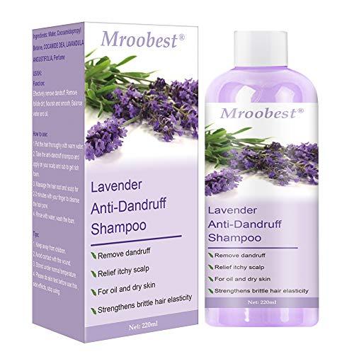 Anti Dandruff Shampoo, Psoriasis shampoo, Anti Schuppen Shampoo, Lavender...