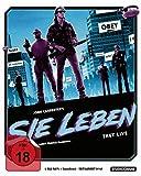 Они живут / ограниченное издание саундтрека (+ CD) [Blu-ray]