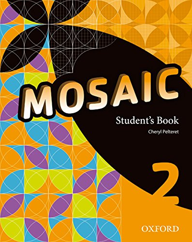 Mosaic 2. Student's Book - 9780194666244