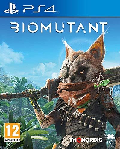 Biomutant (PS4) - [AT-PEGI] [ ]