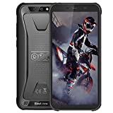 Téléphone Incassable, Blackview BV5500 Plus Android 10 Smartphone Débloqué 4G avec Écran 5.5...