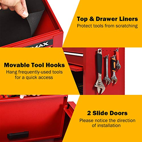 Product Image 3: Better Built 64210121 Top Mount Tool Box