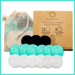 Reusable Makeup Remover Pads   Eco Friendly & Zero Waste Cotton Rounds   Beauty Products   15 Natural & Organic Face… 8