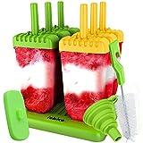 Lebice Popsicle Molds Set -...