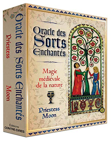 Oracle des sorts enchantés : Magie médiévale de la nature