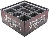 Feldherr Juego de Bandeja de Espuma Compatible con la Caja del Juego de Mesa Mansions of Madness Second Edition