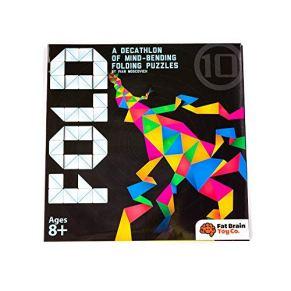 Fat Brain Toys- Fold puzles Plegables Rompecabezas (1)