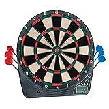 "Franklin Sports Electronic Dartboard — Ready to Play Digital Dartboard — Soft Tip Darts — 13.5"""