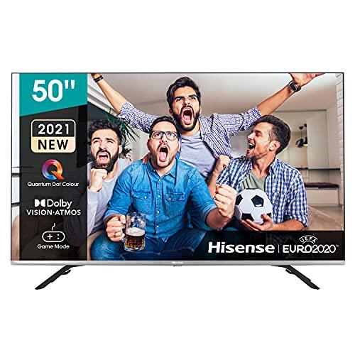 Hisense 50E76GQ QLED 2021 Gaming Series, 50 pulgadas 4K UHD Dolby...
