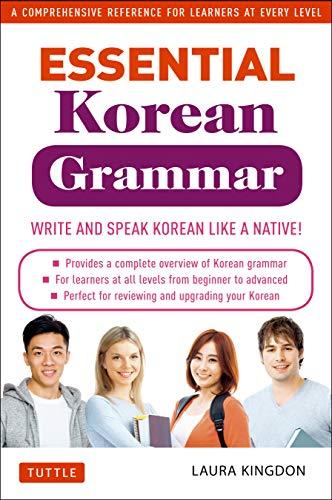Ngữ pháp tiếng Hàn cơ bản: hướng dẫn cần thiết để bạn nói và viết tiếng Hàn trôi chảy!