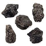 形状お任せ レイアウト用溶岩石 Sサイズ 10個セット(5個×2)