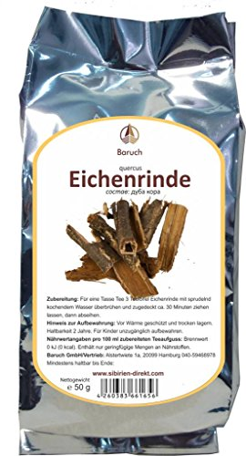 Eichenrinde - (Quercus) - 50g