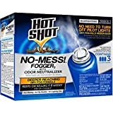 Hot Shot 100047495 HG-20177 No Mess Fogger, Aerosol, 3/1.2-Ounce, Model:100047, Pack of 1