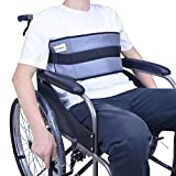 Wheelchair Seat Belt Medical Restraints Straps Adjustable 2020 Wheelchair Safety Harness Patients Cares Safety Waist Lap Strap with Lift Sling
