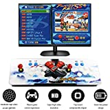 SupYaque Pandora Box Retro Arcade Game Console with Full HD 2 Players Joystick and Buttons (1388 in 1)