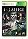 Injustice: Gods Among Us - Xbox 360 (Video Game)