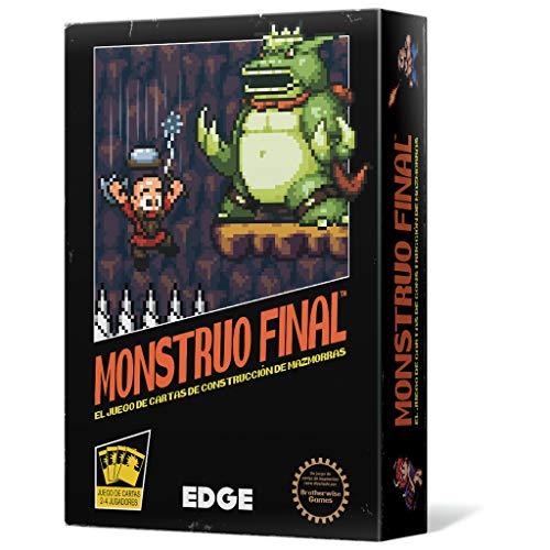 Edge Entertainment Monstruo Final - Juego de Cartas EDGBOS01
