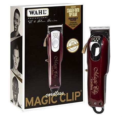Wahl Professional 5-Star Cord/Cordless Magic Clip #8148 -...