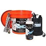 DrainX Tankless Water Heater Descaler Kit