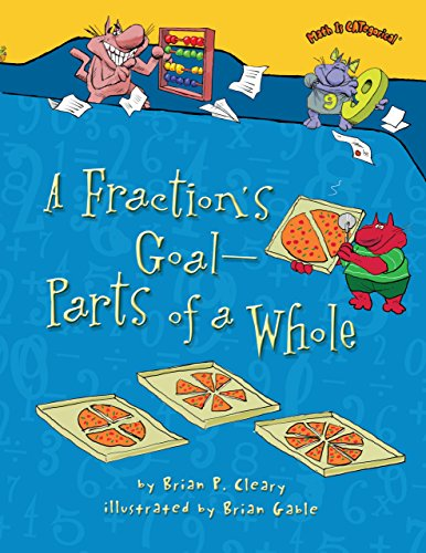 A Fraction's Goal ― Parts of a Whole (Math Is CATegorical ®)