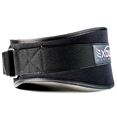 10. EXOUS Bodygear Women's Weight-lifting Gym Belt
