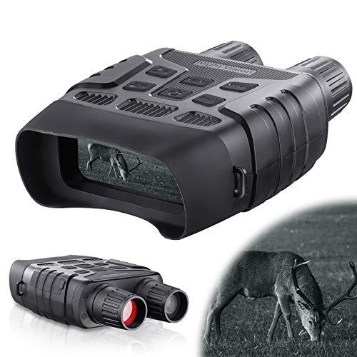 BNISE Binocolo visione notturna HD Digitale per adulti - 2.31' TFT LCD e 32G Micro SD Carta...