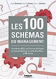 Les 100 schémas du management: La matrice BCG, les 5 forces de Porter, la roue de Deming,...